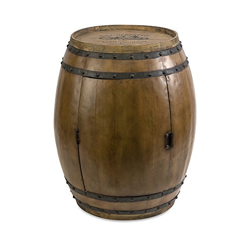 IMAX 74211 Napa Barrel Table