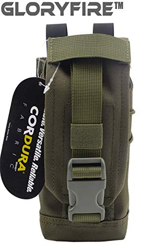 GLORYFIRE Tactical Vest Modular Assault Vest Law Enforcement Vest Breathable Combat Training Vest Adjustable Lightweight -