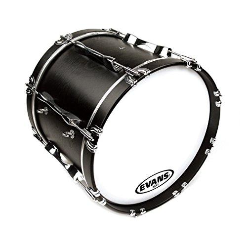 (Evans BD14MX1W 14-Inch MX1 White Bass Drum Head)
