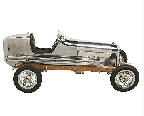 Bantam Midget Racer in Silver Model Car by Authentic ()
