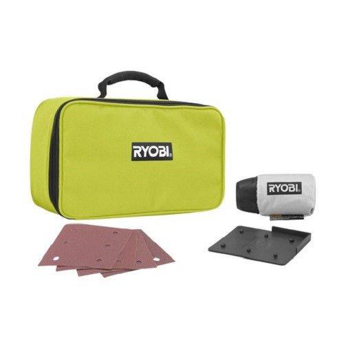 Ryobi ZRS652DGK 1/4 in.-Sheet Pad Sander (Certified Refurbished)