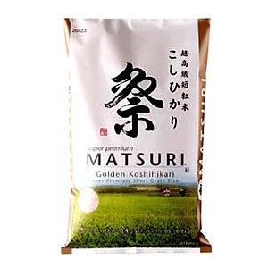 Matsuri Super Premium Golden Koshihikari Short Grain - Grain Premium Super Short Rice