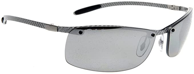 9f9edd7b77dd77 Ray-Ban Sunglasses (RB 8305 083 6G 64)  Ray-Ban  Amazon.co.uk  Clothing