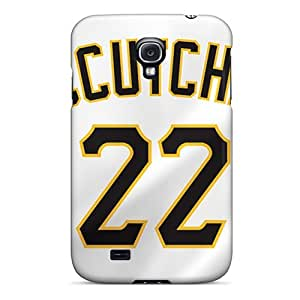 Hgs3044yJZk Winvin Pittsburgh Pirates Durable Galaxy S4 Tpu Flexible Soft Case