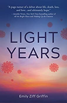 Light Years by Emily Ziff Griffinu SFF book reviews