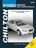 Hyundai Sonata (Chilton): 1999-2014