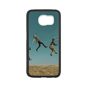 Samsung Galaxy S6 Phone Case Black Imagine Dragons Top RF5X8SGQ Monogrammed Cell Phone Covers
