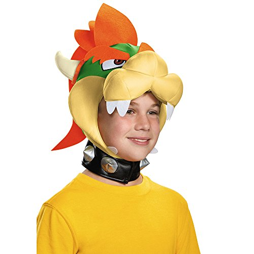 Bowser Headpiece - Child (Mario Bros Bowser Costume)