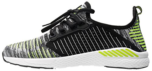 Zapatos 6 Ligeros Unisex Running 46 36 JOOMRA de Adulto Colores Verde PBwn7w1x