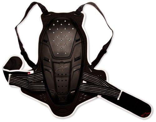 (Alpinestars MTB Bionic Back Protector for BNS, Large, Black )