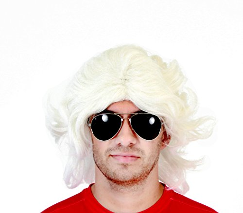 Eastbound and Down Ashley Schaeffer Costume Wig - Ric Flair Robe