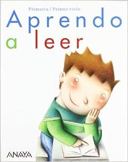 Aprendo a leer. (UNA A UNA): Amazon.es: María de los Ángeles González Soler, María José Sáenz de Urturi Montemayor: Libros