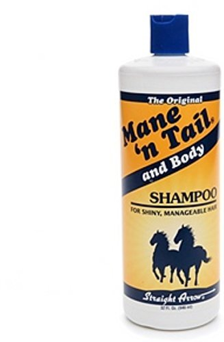 Mane N Tail Ingredients - Mane'n Tail The Original Shampoo 32 oz (Pack of 4)