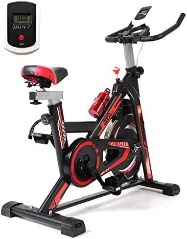 Bici Ciclo Indoor TD2000 Transmisión por Cinta, con Display (Rueda 13 kg.)