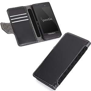 Poetic Slimbook Case for BlackBerry Z10 Black