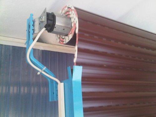 Schema Elettrico Motore Tapparelle : Rollmatik motore radio per tapparelle 50 nm 100kg con telecomando