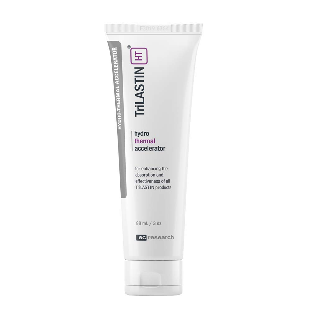 TriLASTIN-HT Hydro-Thermal Accelerator - Hypoallergenic, Paraben-Free Formula to Open Pores and Stimulate Skin - 3 fl oz.