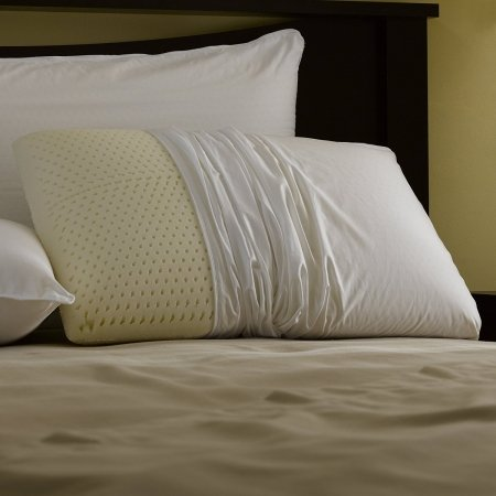Pacific Coast Feather Restful Nights Even Form Latex Foam Pillow (Queen) - Fiber Pillow Form