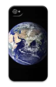 case mate iphone 4S cover Earth 1 3D Case for Apple iPhone 4/4S