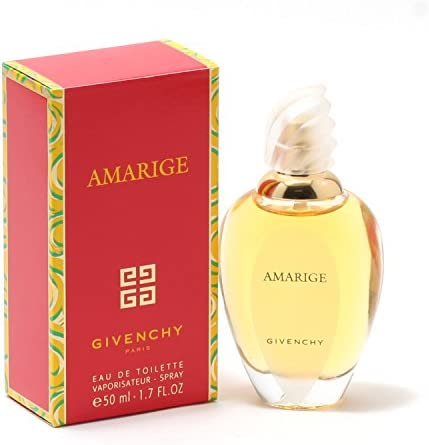Givenchy Amarige Ladies By Givenchy – Edt Spray 1.7 oz