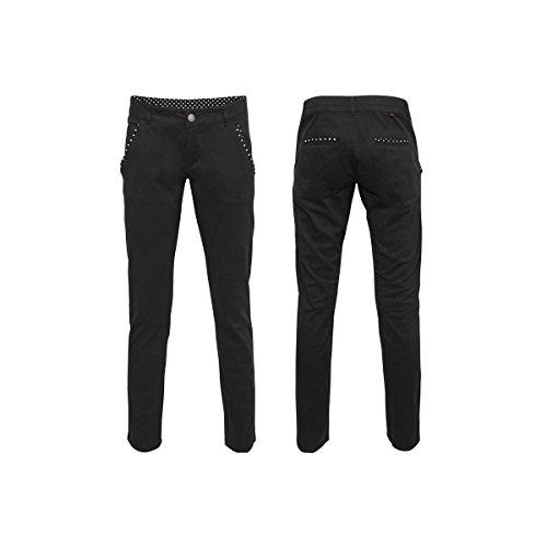 Pantalón - Jaxen Black