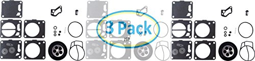 Polaris 650, 750, 780, 785 triple Mikuni carb kit SL SLT MK-15-001 Triple Free Shipping -  JSP Manufacturing, CRK-MK-15-001-3PACK
