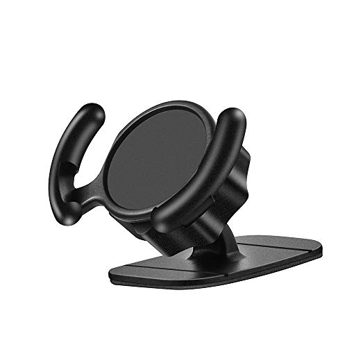 Ginkgo Phone Holder for Car, Clip Phone Mount Holder with with Adjustable Switch Lock for All Smartphones GPS Navigation Compatible with iPhone XS XS Max X 8 8 Plus 7 7 Plus SE 6s 6 Plus 6 5s 5 4s 4 S