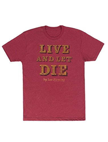 Out of Print Men's Live and Let Die T-Shirt ()