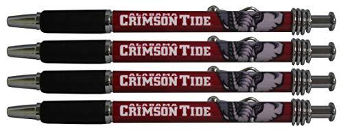 Alabama Crimson Tide Jazzy Pen 4pk