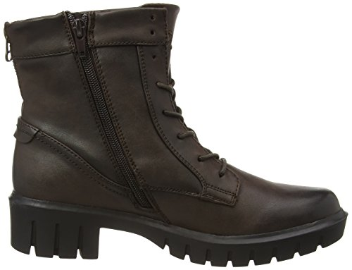 Dockers 37OL202 - botas de combate de material sintético mujer marrón - Braun (cafe 320)