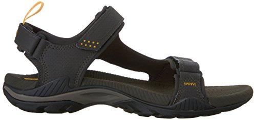 Teva Toachi 2 9079 - Sandalias para hombre Negro (Schwarz (raven 905))