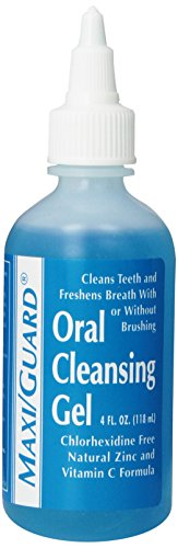 Maxi-Guard Oral Cleansing Gel, 4-Ounce by Maxi-Guard