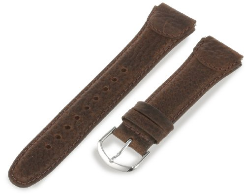 Voguestrap TX444381 Allstrap 20mm Brown Regular-Length Fits Timex Expedition T44381/T47012 Water Resist Watchband
