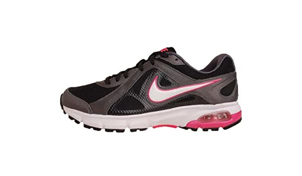 cf12c1220576 Nike WMNS Air Dictate 2 Black White Grey Pink Womens Running Shoes  488168-002  US Size 8.5   Amazon.ca  Shoes   Handbags
