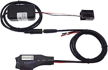 Bluetooth Mp3 Adapter Aux In Kabel 12 Pin Most Quadlock Elektronik