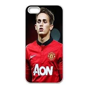 iPhone 4 4s Cell Phone Case White Manchester United Adnan Januzaj Cxbre