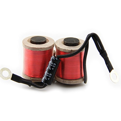 High Quality Coil Tattoo Machine Red 28mm 10 Wrap Copper Wire Coils Tattoo Gun Parts for Shader Liner Beauty Body Care