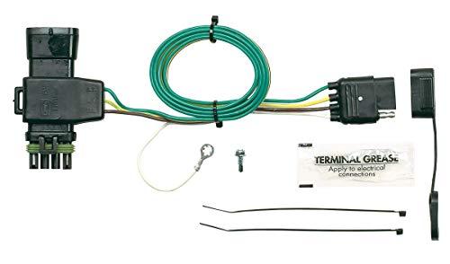 Trailer Wiring Hopkins (Hopkins 41125 Plug-In Simple Vehicle Wiring Kit)