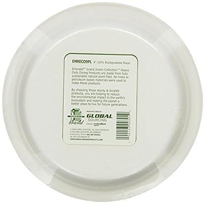 Emerald Tree Free Bath Tissue, 500 sheets, 96 Count