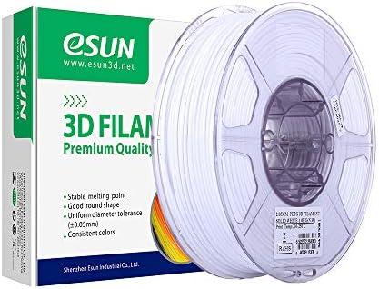 eSUN PETG Filamento de Impresora 3D, Filamento PETG 1.75mm ...