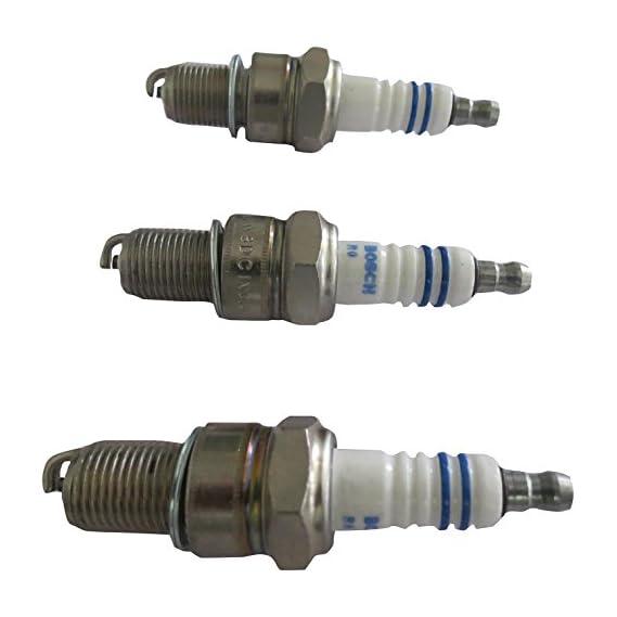 Bosch F 002 G40265 - 079 Spark Plug - Set of 3 - Maruti 800