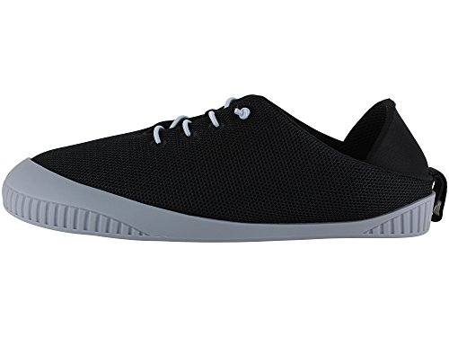 With light Dualyz Sole Summer Grey Fit Removable Breezy Shoe Blacky Slipper XqxU4pwgq