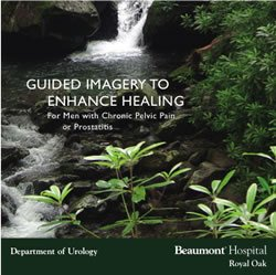 Guided Imagery to Enchance Healing for Men with Chronic Pelvic Pain or Prostatitis