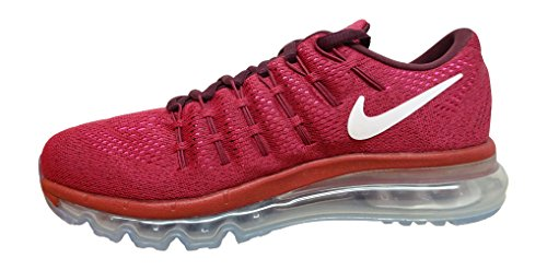 Nike 806772-602, Zapatillas de Trail Running para Mujer Rojo (Noble Red / White-Pink Blast-Night Maroon)