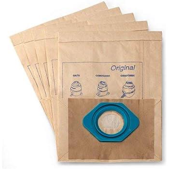 Nilfisk Advance Vacuum Bags (qty: 5) (81620000)