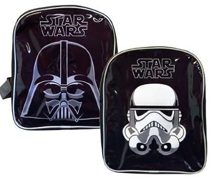 2 x Star Wars Darth Vader & Storm Trooper mochila escolar mochila mochila – Producto oficial