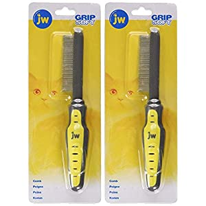 JW Pet Company GripSoft Cat Comb 31