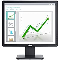 Dell E1715S E Series 17 LED-Backlit LCD Monitor, Black