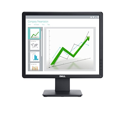 Dell E1715S E Series 17'' LED-Backlit LCD Monitor, Black by Dell