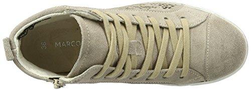 Marco Tozzi Premio 25206, Zapatillas Altas para Mujer Beige (Dune Antic 409)